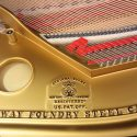 Restored Steinway piano by 1066 pianos